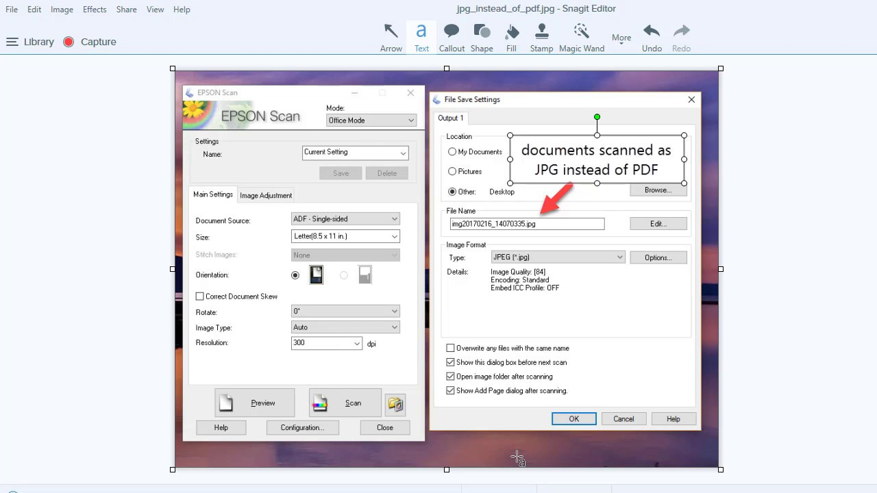 Batch convert jpg images to pdf by Chris Menard