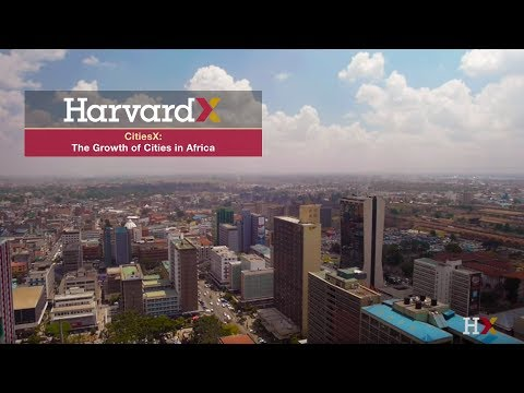 The Growth of Cities in Africa