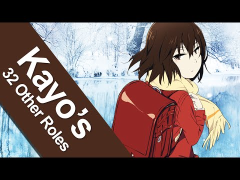 32 Characters That Share the Same Voice as ERASED's Kayo