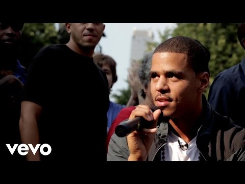 J. Cole - Vevo GO Shows: Can't Get Enough (Live Exclusive)
