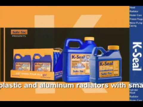 K Seal Fixes Head Gasket Leak Symptoms Amp Cracked Engine
