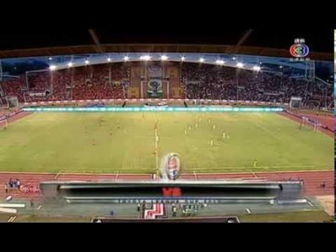 ไฮไลท์-ราชบุรี มิตรผล เอฟซี 1-2 บุรีรัมย์ ยูไนเต็ด-โตโยต้าลีกคัพ 2013