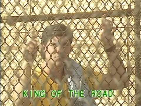 King Of The Road karaoke