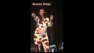 The Birth of Queen Naija Tour 2018