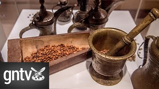 Coffee was Arabia's gift to the world