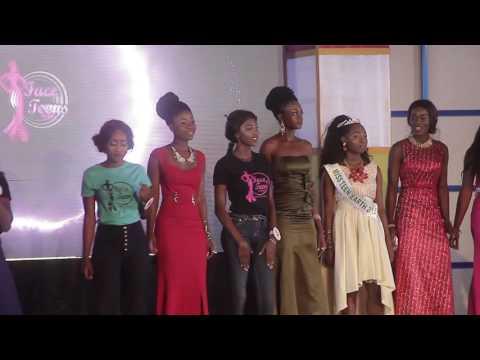 Face Of Teens Ghana 2016 Event Video