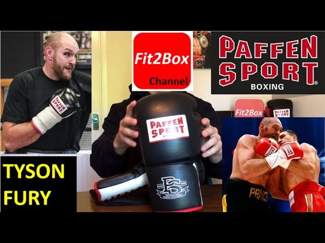 Paffen Sport THE TRADITIONAL Boxing gloves for sparring