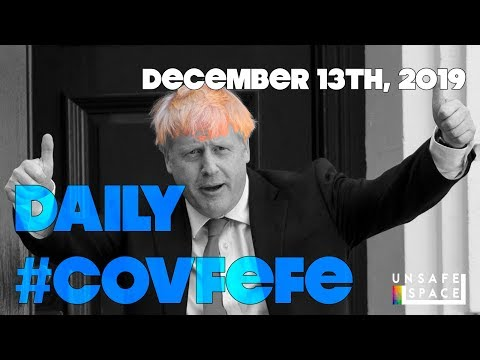 Daily #Covfefe: LIVE Friday