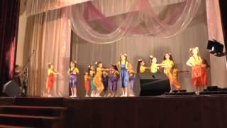 Танцевальный коллектив детской музыкальной школы, Ряжск
