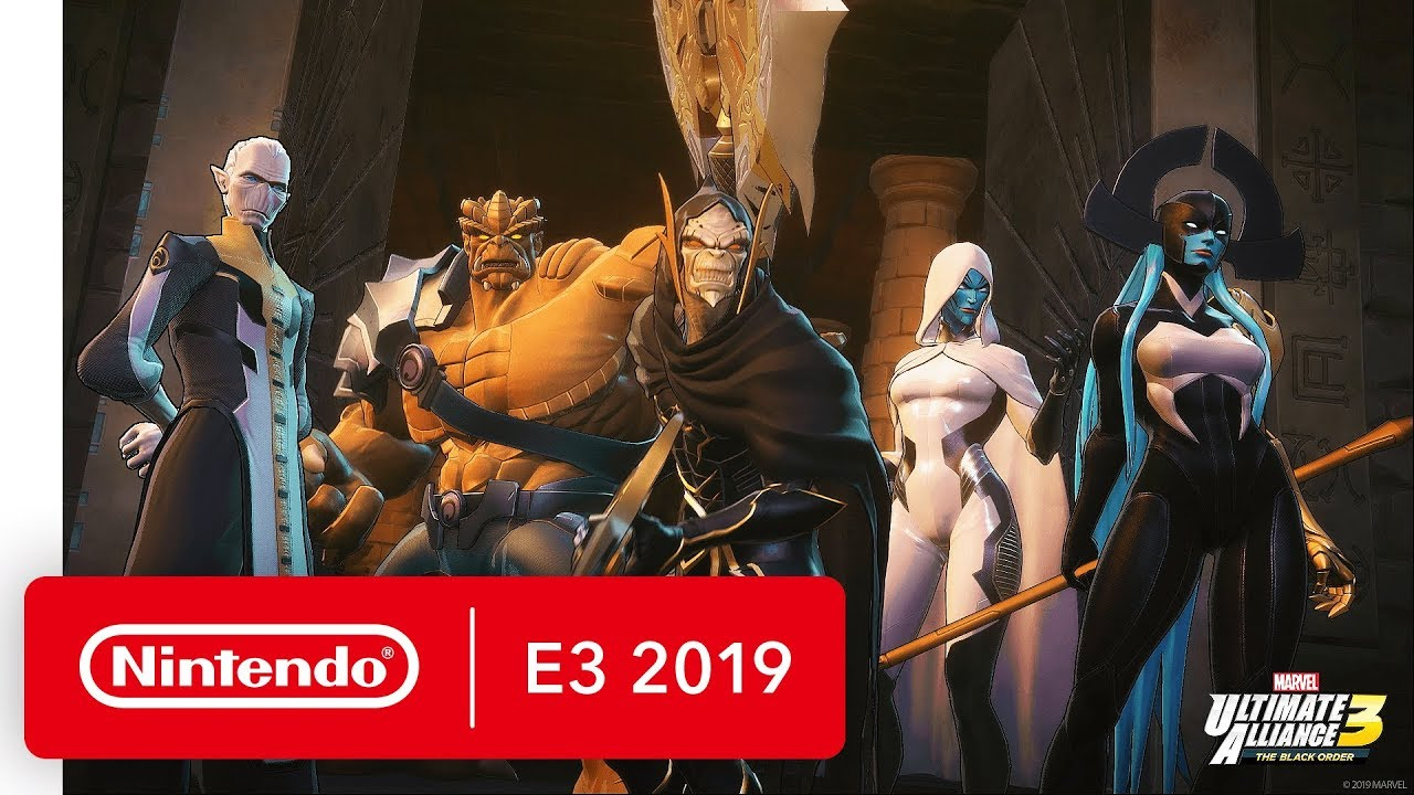 Ultimate Alliance 3 details its upcoming expansion pass