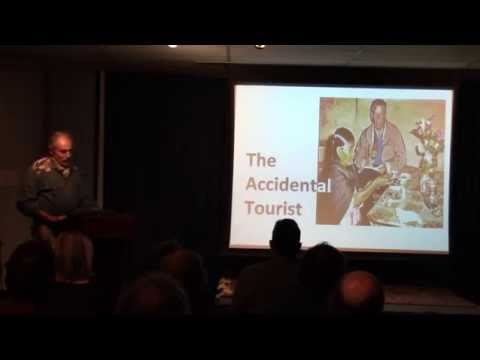 ERIE presents: Wasson and the Psychedelic Revolution: The Accidental Tourist and Its Future