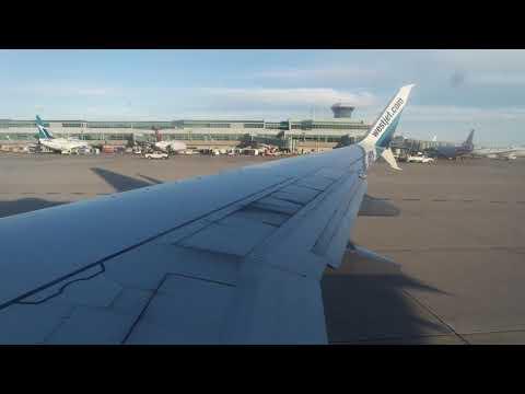 WestJet Boeing 737-800   Toronto Pearson Departure