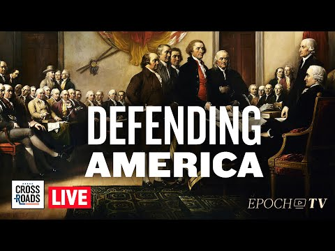 Live Q&A: Reminding Americans of the Goodness of This Country; China Steals Air Force Footage