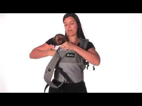 Boba Baby Carrier 3g Newborn Hold Youtube