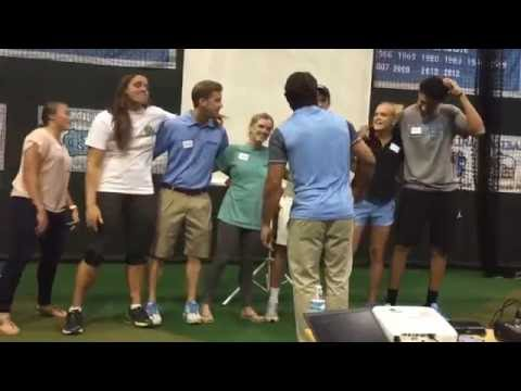 UNC Athletes in Action | Pea-Sized Christianity