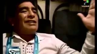 Y en eso llego Fidel - Version De Zurda - Diego Maradona