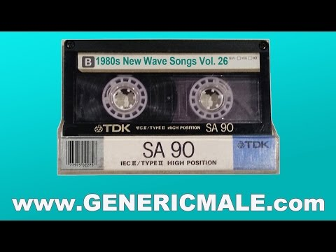 80s New Wave / Alternative Songs Mixtape Volume 26