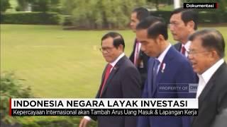 Indonesia Negara Layak Investasi