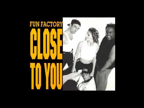 Fun Factory - close to you (Trouble Mix) [1994]