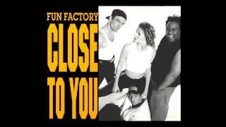 Fun Factory Close To You Trouble Mix 1994