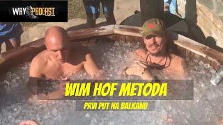 WIM HOF metoda prvi put u Srbiji - Wim Hof Method in Serbia