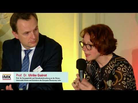 Podiumsdiskussion Krise der Globalisierung IMK Forum 2018