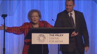 95-Year-Old Betty White Honored For Her Legacy on Stage And Screen