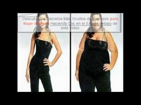 tips para bajar de peso en una semana sin ejercicio