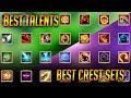 watch he video of Explaining Best Talent And Crest Sets For Most Heroes Castle Clash