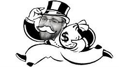 Ist Chris der neue Monopoly-Mann?