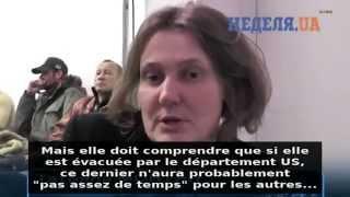 Situation de l'Ukraine - interview juriste ukrainienne