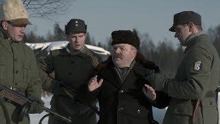 Военная разведка: Северный фронт. 6 серия Военного Сериала. Русские сериалы