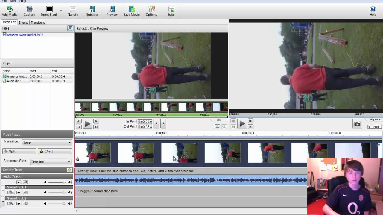 How to rotate a video in videopad youtube ccuart Image collections