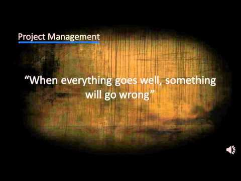 """Committed to make you a better Project Manager""- Reflections #2"