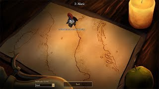 Age of Empires II: The Forgotten Campaign - 1.1 Alaric: All Roads Lead to a Besieged City