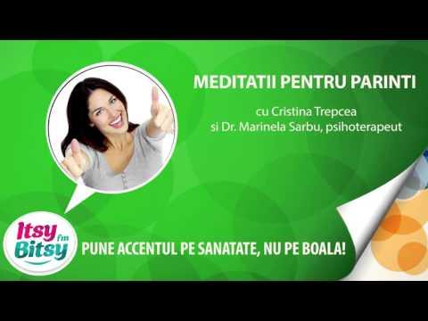 Pune accentul pe sanatate, nu pe boala! - Marinela Sarbu