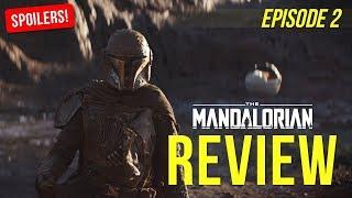 The Mandalorian - Episode 2 - REVIEW [SPOILERS]