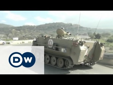 Israel-Hisbollah clashes | Journal