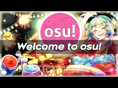 Welcome to osu! (YUC'e - Night Club Junkie)