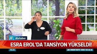 Esra Erol'da tansiyon yükseldi! - Atv Haber 20 Kasım 2019
