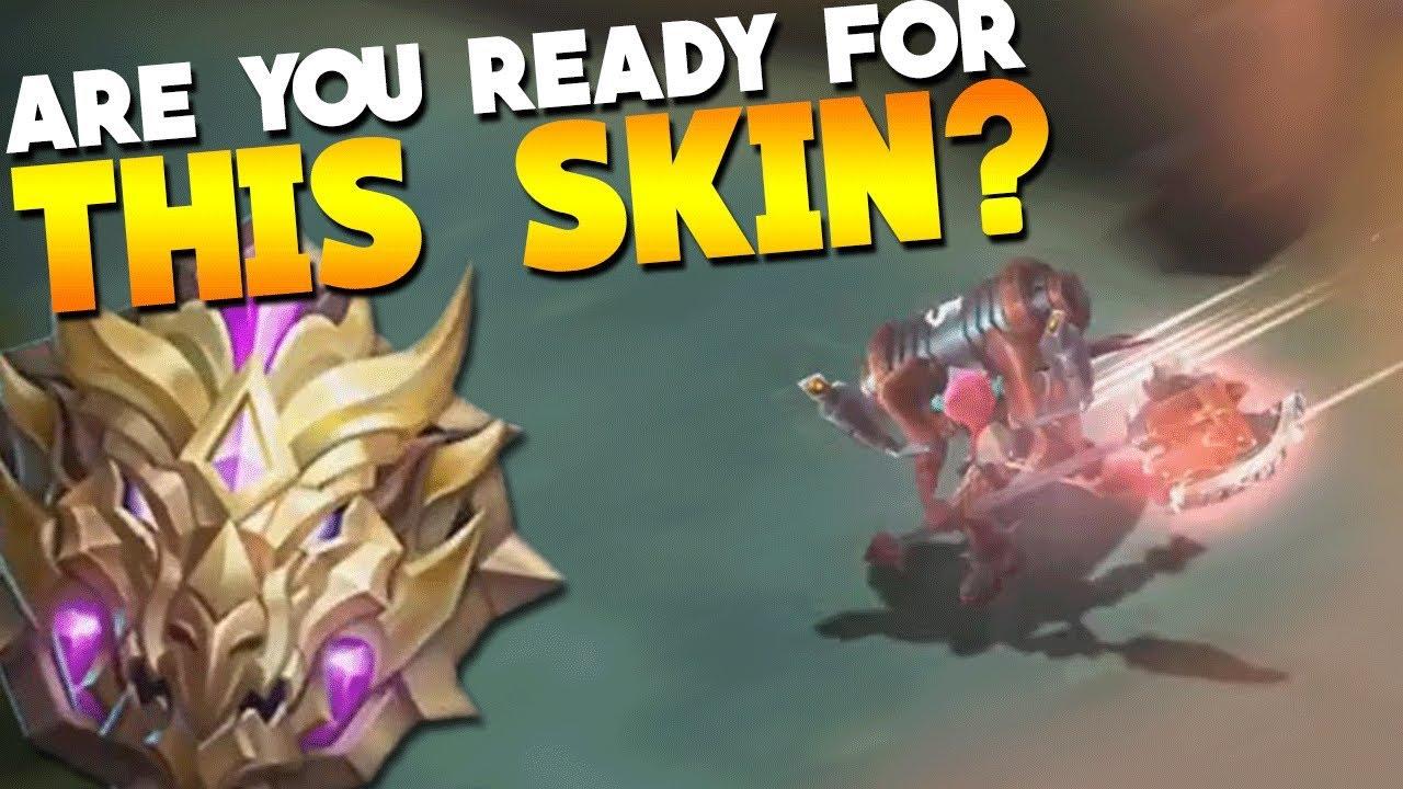NEW Season 5 Skin Hilda Gameplay Mobile Legends Mythic Rank YouTube