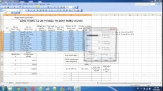 Giải đề thi phần Excel _Đề 01