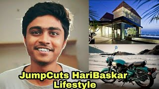 HariBaskar ( JumpCuts ) Biography & Lifestyle || Rich Bikes || Shurthi Hassan || Cute Dogs