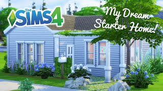 The Sims 4 Speed Build — My Dream Starter Home