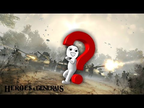 What Is Going on in Heroes & Generals?