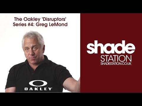 The Oakley 'Disruptors' Series #4: Greg LeMond