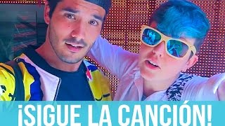 SIGUE LA CANCIÓN EN LA CALLE | BelenaGaynor VS. RubénFernándezf