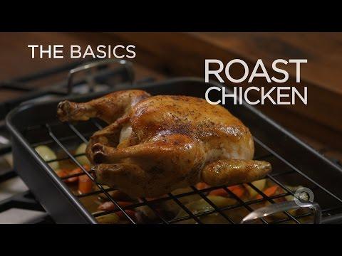 Roast Chicken - The Basics