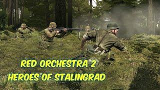 Самая реалистичная игра про Вторую мировую войну  Red Orchestra 2 Heroes of Stalingrad