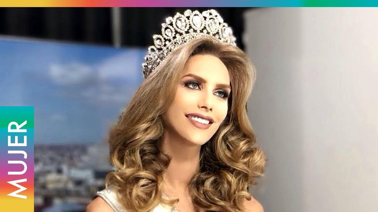 2726da9aa334 Nació hombre, hoy es favorita para ganar Miss Universo